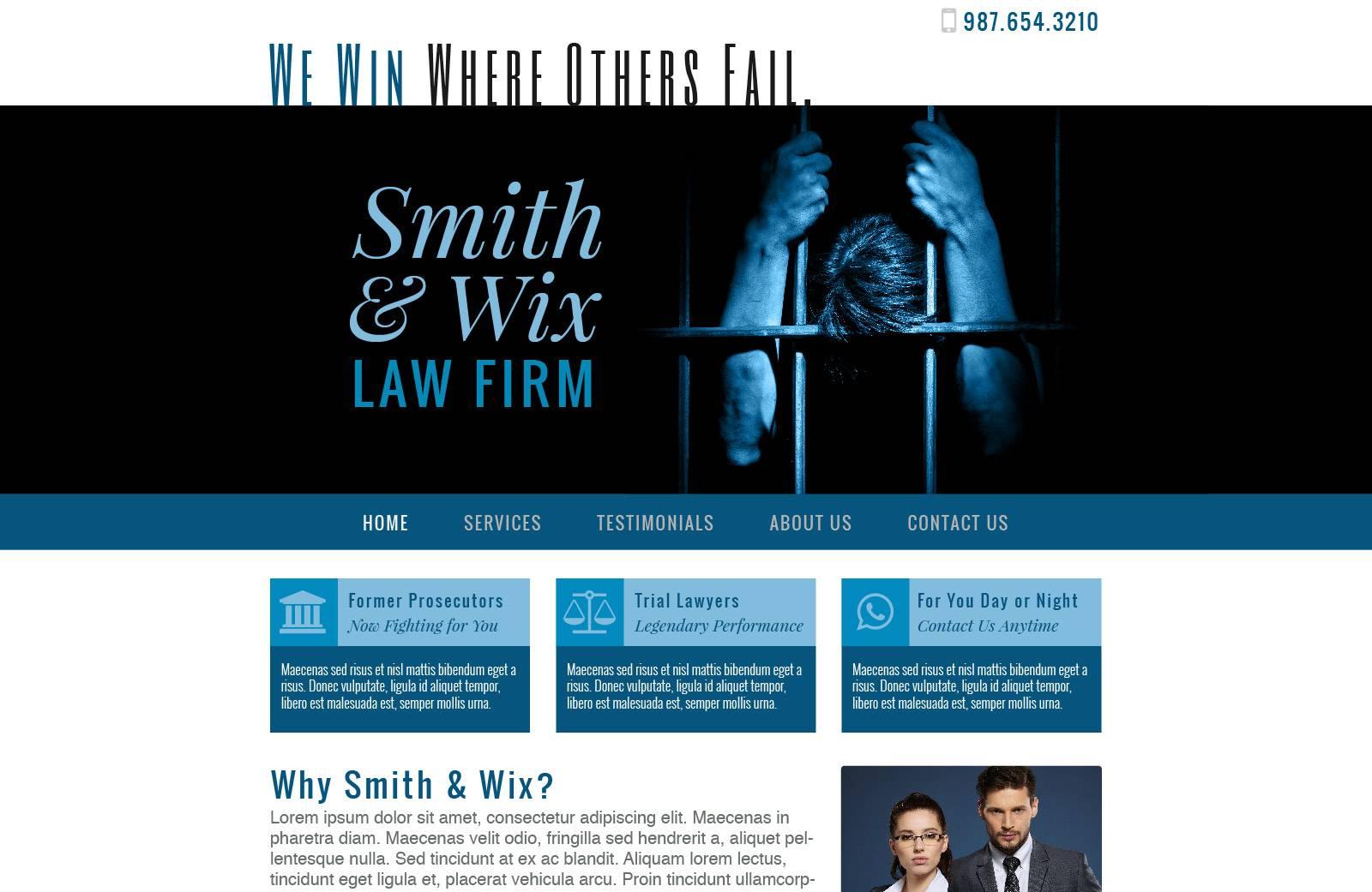 Smith & Wix Law Firm