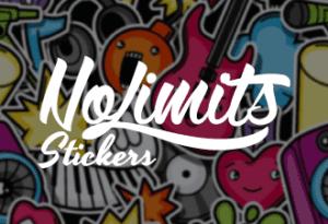 no limits stickers
